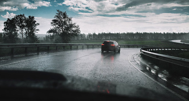 5 Lưu ý cần nhớ khi lái xe trong mùa mưa - 3