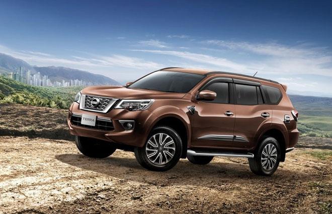 SUV 7 chỗ Nissan Terra phiên bản Thái Lan được lắp động cơ mới - 4