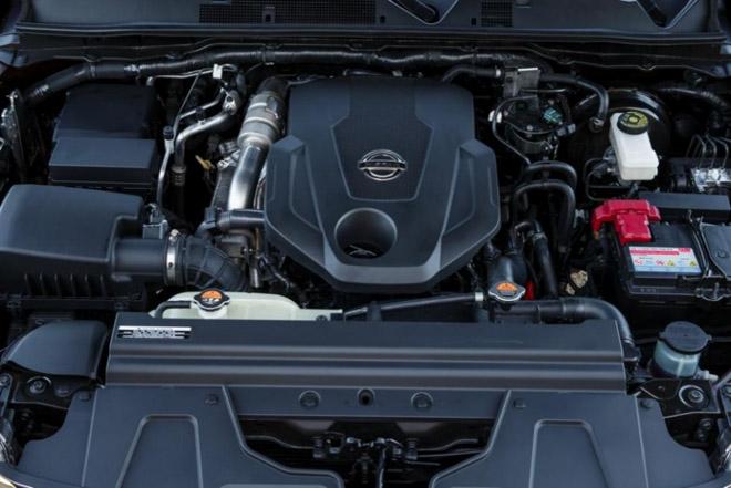 SUV 7 chỗ Nissan Terra phiên bản Thái Lan được lắp động cơ mới - 3