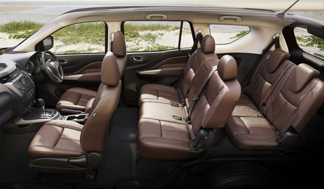 SUV 7 chỗ Nissan Terra phiên bản Thái Lan được lắp động cơ mới - 6