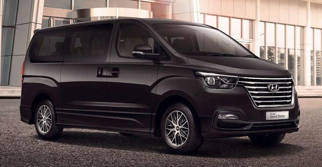 MPV hạng sang Hyundai Grand Starex 2019 ra mắt tại Thái Lan - 2