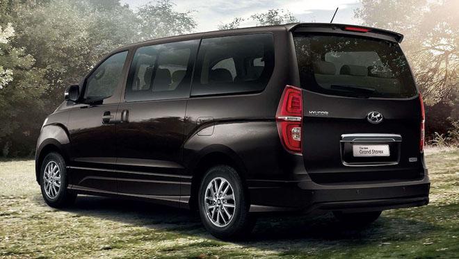 MPV hạng sang Hyundai Grand Starex 2019 ra mắt tại Thái Lan - 3