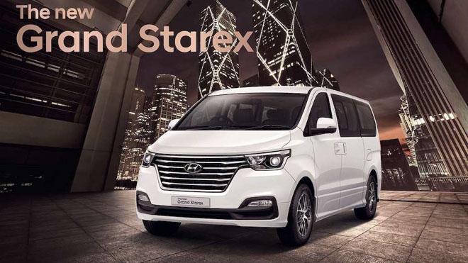 MPV hạng sang Hyundai Grand Starex 2019 ra mắt tại Thái Lan - 1