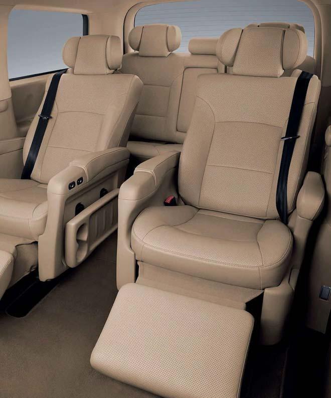 MPV hạng sang Hyundai Grand Starex 2019 ra mắt tại Thái Lan - 4