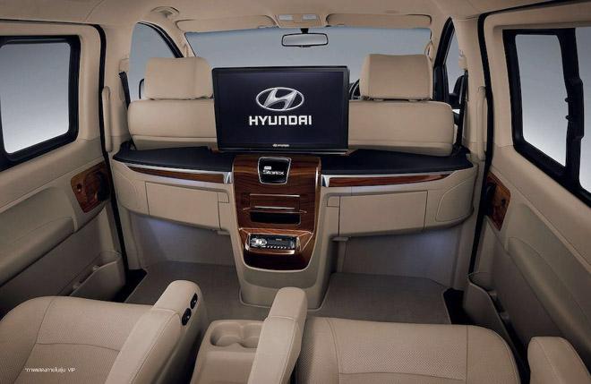 MPV hạng sang Hyundai Grand Starex 2019 ra mắt tại Thái Lan - 6
