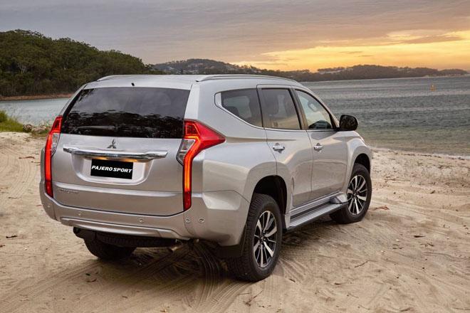 Mitsubishi Pajero Sport bổ sung thêm phiên bản thể thao Elite Edition: Giá bán từ 1,032 tỷ đồng - 7