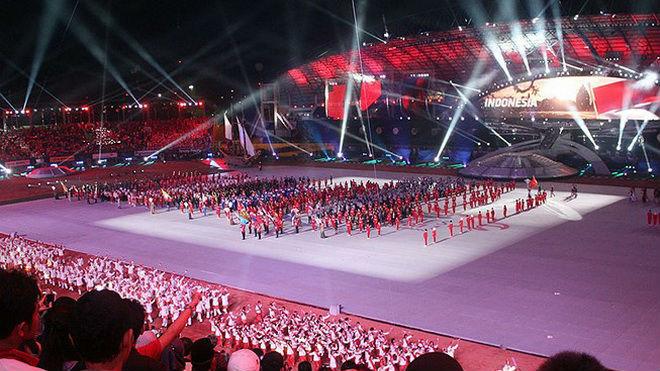 Trực tiếp khai mạc Đại hội thể thao châu Á, ASIAD 2018: Đại tiệc âm thanh, ánh sáng - 1