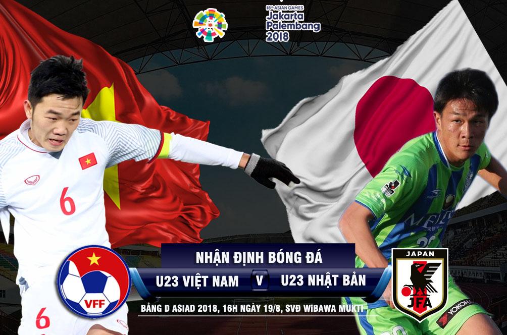 """U23 Việt Nam - U23 Nhật Bản: Đại chiến """"Gã khổng lồ"""", chạy đà vòng knock-out - 1"""