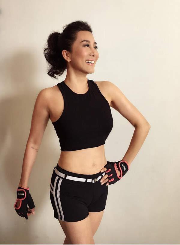 MC Nguyễn Cao Kỳ Duyên mặc bikini quá nóng bỏng khiến gái 20 phải nể - hình ảnh 4