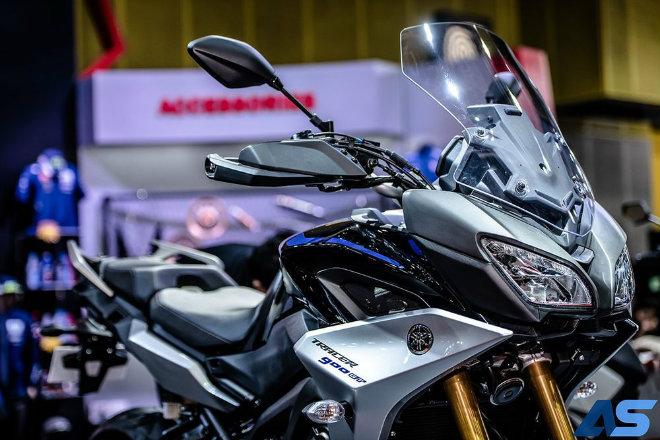 2018 Yamaha Tracer 900 GT về Đông Nam Á, giá ngang Hyundai i10 - 3