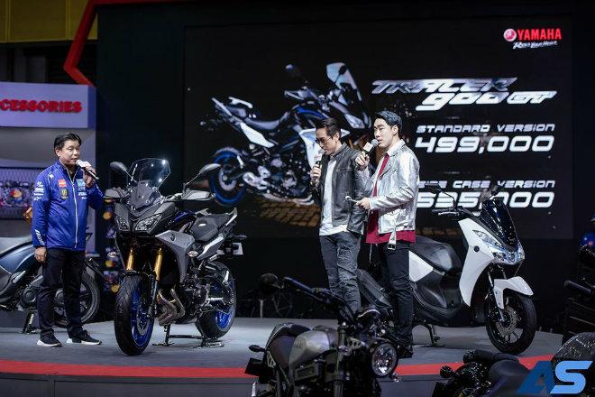 2018 Yamaha Tracer 900 GT về Đông Nam Á, giá ngang Hyundai i10 - 1