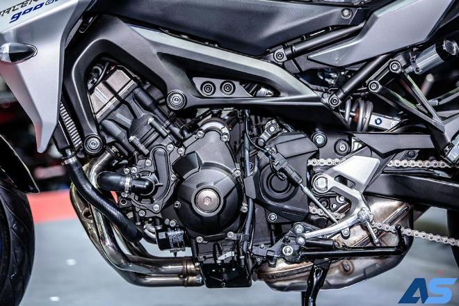 2018 Yamaha Tracer 900 GT về Đông Nam Á, giá ngang Hyundai i10 - 6