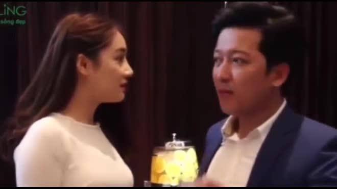 Sự thật ngã ngửa về clip Nhã Phương tình tứ Trường Giang giữa tin đám cưới