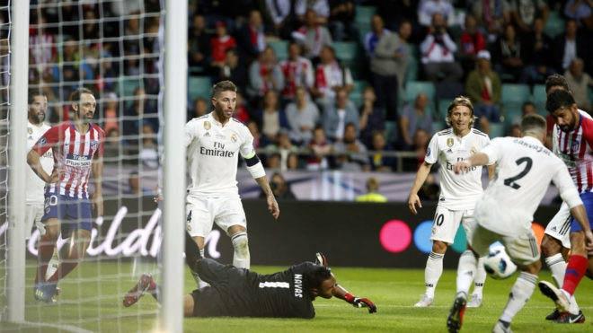 Real Madrid – Getafe: Gạt nỗi nhớ Ronaldo mà sống (Vòng 1 La Liga) - 1