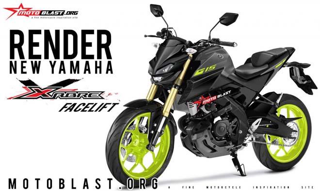 Ngắm Yamaha TFX 150 2019 tuyệt đẹp sắp trình làng - 2