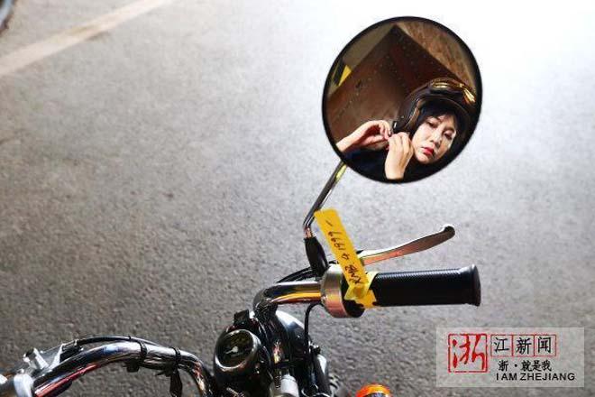 """""""Choáng"""" với bộ sưu tập của """"Nữ thần xe máy"""" thế hệ 9X - 4"""