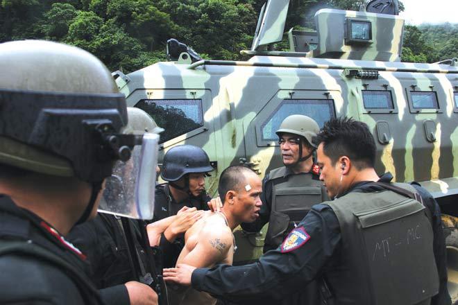 Chuyện ít biết xung quanh cuộc tấn công sào huyệt trùm ma túy Lóng Luông - 3