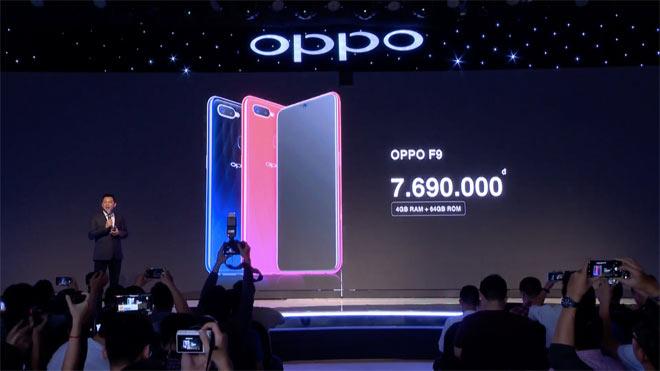 OPPO F9 sẵn sàng thiết lập kỷ lục đặt hàng chỉ sau 4 ngày mở đăng ký - 4