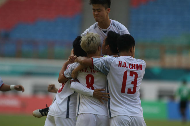 U23 Việt Nam và 7 anh hào tiến vào vòng 1/8 ASIAD: Họ là những ai? - 2