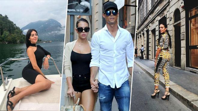 Bồ xinh Ronaldo: Gái một con vẫn khuynh đảo làng mỹ nhân bóng đá Ý - 1