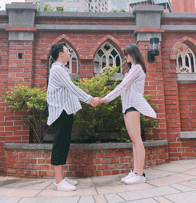 Vợ Trường Giang, Trấn Thành mặc khoe eo, giấu quần cực gợi cảm - hình ảnh 13