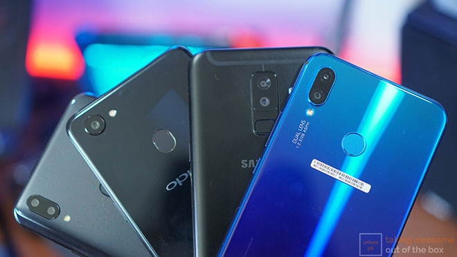 Chọn mua điện thoại - Chọn mua Smartphone