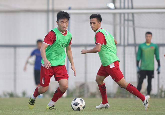 """U23 Việt Nam: Xuân Trường trở lại, Công Phượng miệt mài """"luyện công"""" - 13"""