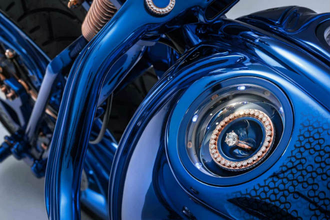 Cận cảnh cực phẩm Harley Davidson giá 44,2 tỷ đồng, đắt nhất thế giới - 10
