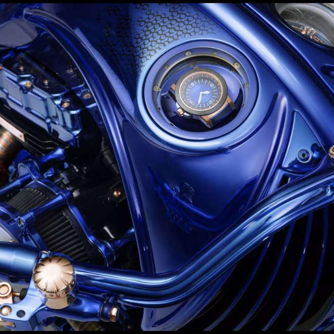 Cận cảnh cực phẩm Harley Davidson giá 44,2 tỷ đồng, đắt nhất thế giới - 4