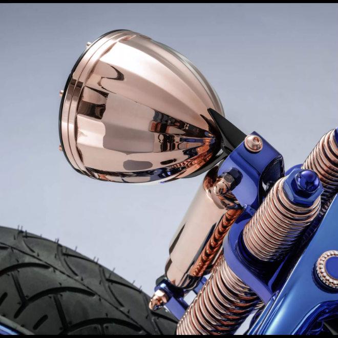 Cận cảnh cực phẩm Harley Davidson giá 44,2 tỷ đồng, đắt nhất thế giới - 2