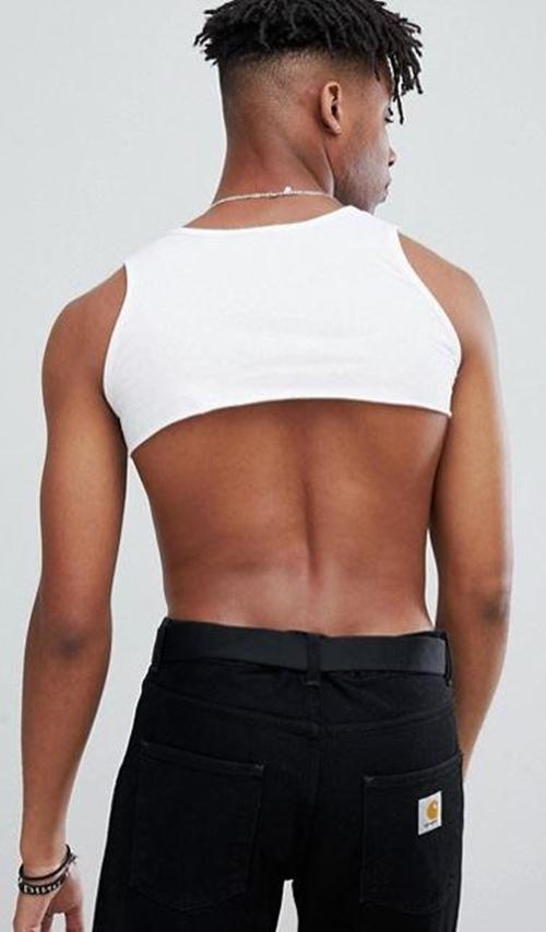 Hãng thời trang gây sốc khi bán áo 5cm cho…đàn ông - 4