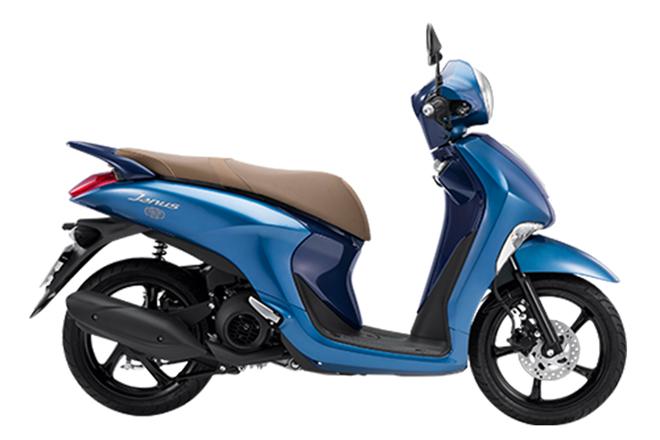 Yamaha Janus 125 thêm màu áo mới, giá 32 triệu đồng - 3