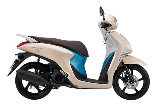 Yamaha Janus 125 thêm màu áo mới, giá 32 triệu đồng - 2