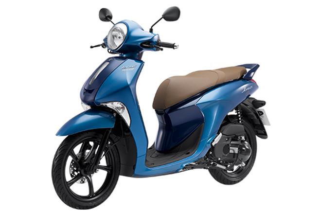 Yamaha Janus 125 thêm màu áo mới, giá 32 triệu đồng - 1