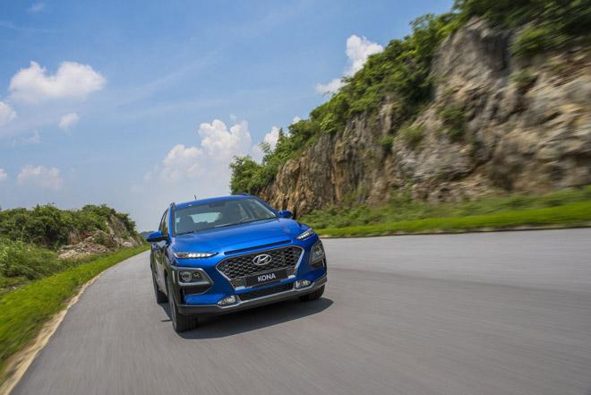 So sánh Hyundai Kona 1.6 Turbo và Ford Ecosport 1.0 Ecoboost - 1