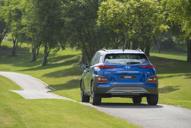 So sánh Hyundai Kona 1.6 Turbo và Ford Ecosport 1.0 Ecoboost - 13