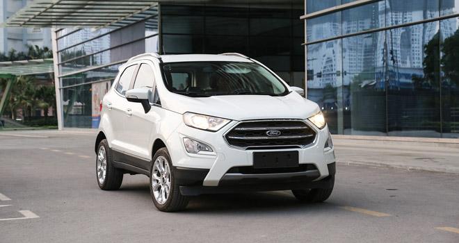 So sánh Hyundai Kona 1.6 Turbo và Ford Ecosport 1.0 Ecoboost - 2