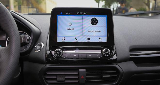 So sánh Hyundai Kona 1.6 Turbo và Ford Ecosport 1.0 Ecoboost - 14