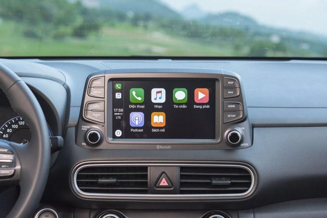 So sánh Hyundai Kona 1.6 Turbo và Ford Ecosport 1.0 Ecoboost - 15