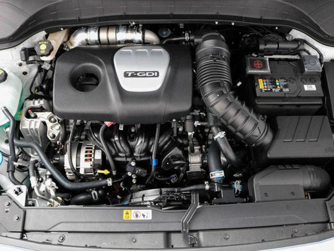 So sánh Hyundai Kona 1.6 Turbo và Ford Ecosport 1.0 Ecoboost - 6