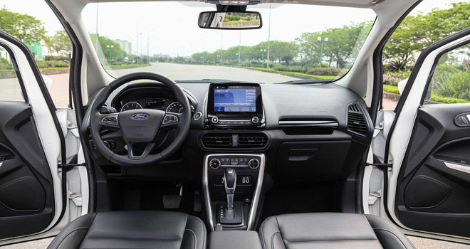 So sánh Hyundai Kona 1.6 Turbo và Ford Ecosport 1.0 Ecoboost - 9