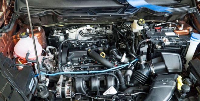 So sánh Hyundai Kona 1.6 Turbo và Ford Ecosport 1.0 Ecoboost - 7