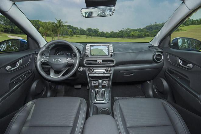 So sánh Hyundai Kona 1.6 Turbo và Ford Ecosport 1.0 Ecoboost - 8