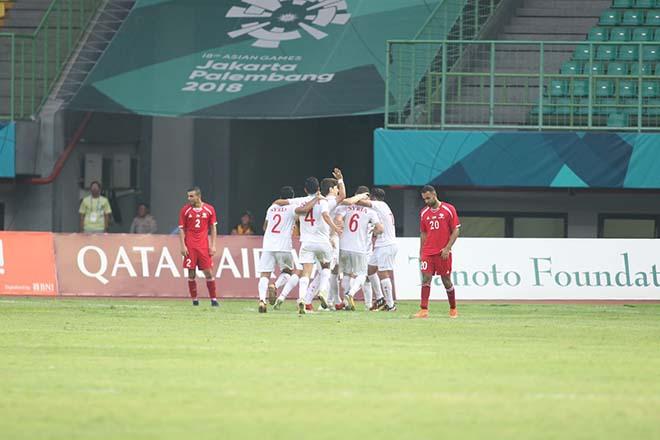 Kết quả bóng đá U23 Palestine - U23 Syria: Sai lầm đáng trách, vận may ngoảnh mặt - 2