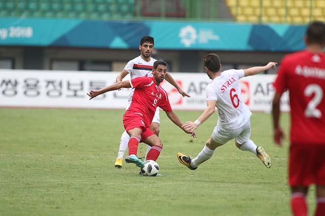 Kết quả bóng đá U23 Palestine - U23 Syria: Sai lầm đáng trách, vận may ngoảnh mặt - 1