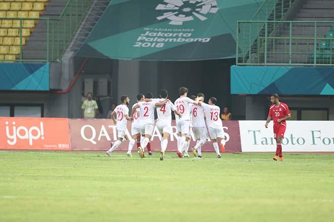 Đối thủ của U23 Việt Nam ở tứ kết ASIAD: U23 Syria mạnh cỡ nào? - 2