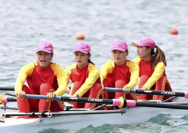 Các cô gái rowing VN ẵm HCV ASIAD: Từng đi phụ hồ, có người không biết bơi - 11