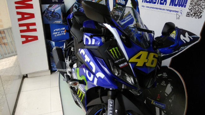 Yamaha R15 V3.0 MotoGP Edition lên kệ, giá rẻ 43 triệu đồng - 2