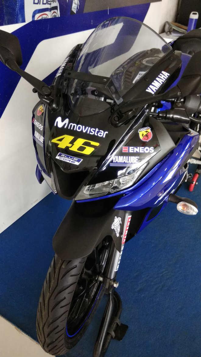 Yamaha R15 V3.0 MotoGP Edition lên kệ, giá rẻ 43 triệu đồng - 4