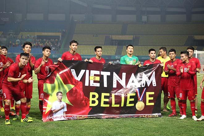 Ngày 27/8, trận U23 Việt Nam - U23 Syria có được phát sóng